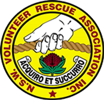 NSW Volunteer Rescue Association Logo