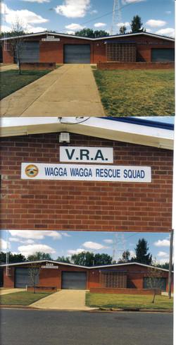 VRA Building 1994