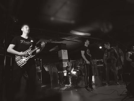 Die Zeit zwischen den Gigs als Newcomer Metal Band
