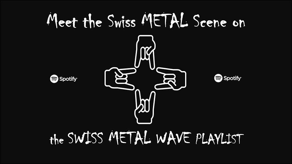 Swiss Metal Wave Playlist on Spotify