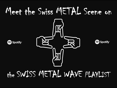 Swiss Metal Wave Playlist