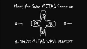 Swiss Metal Wave Playlist on Spotify