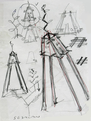 Near Future, 2005, sketch