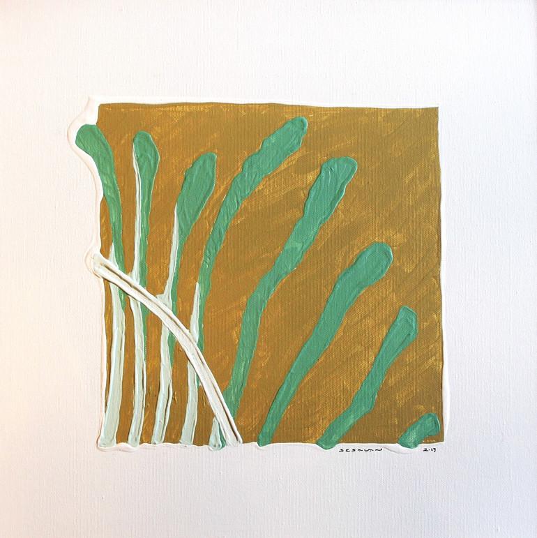Episot, 2013, Acrylic on canvas, 50 x 50 cm