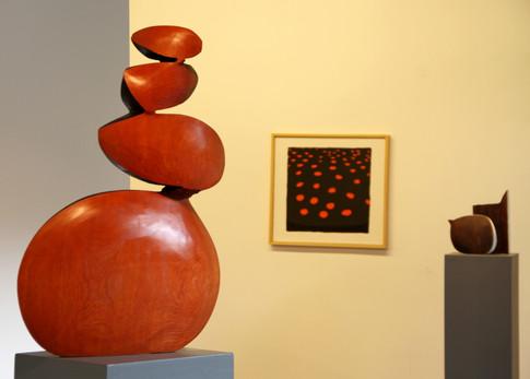 Verbal Agreement, 2010, Wood, 58 x 44 x 12 cm