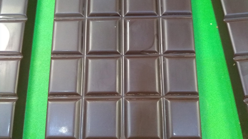 Milk Chocolate Bar - Nothing Added