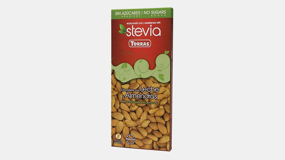 Torras Milk With Almonds