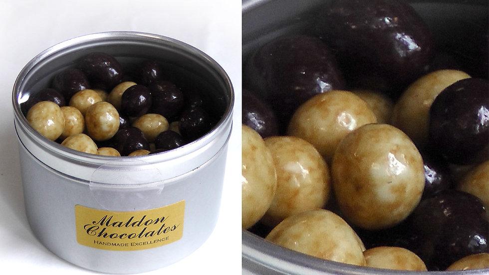 Amaretto & Tiramisu Chocolate Covered Coffee Beans