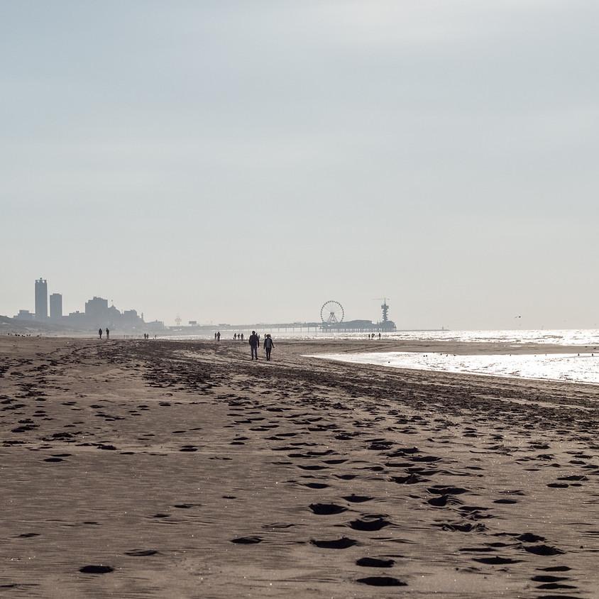 Duin- en strandwandeling Den Haag