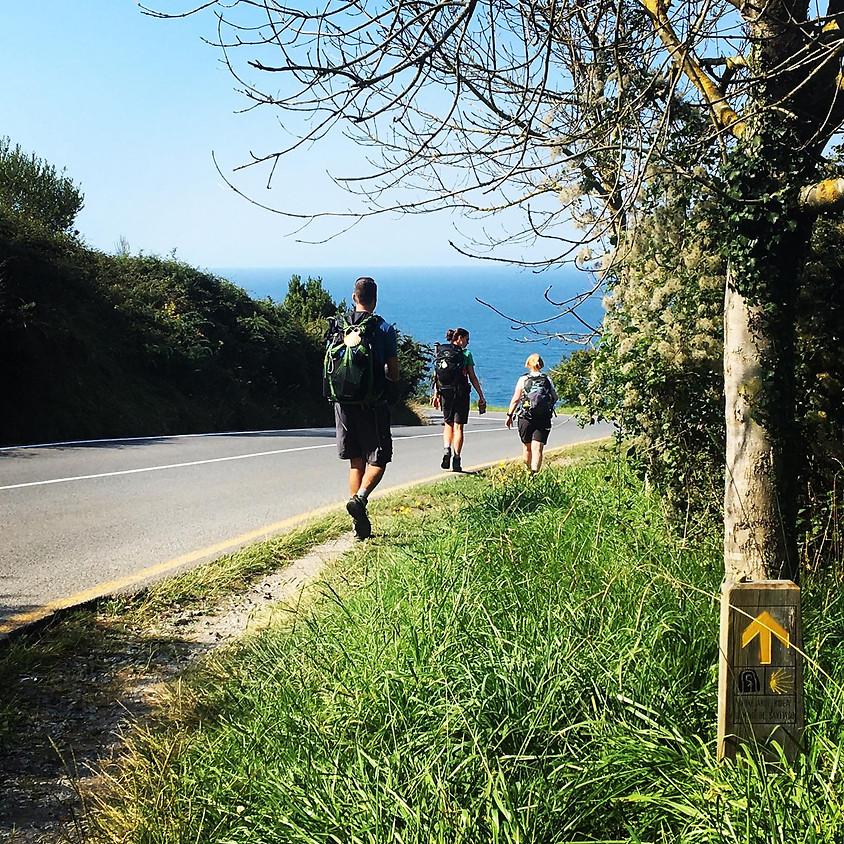 Zesdaagse wandelreis over de Camino del Norte (vol!)