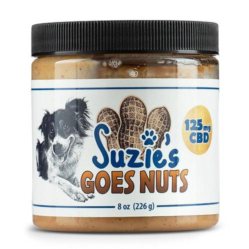 Suzie's Goes Nuts- 125 mg CBD