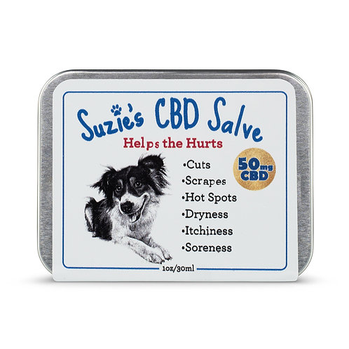 50 mg CBD Dog Salve