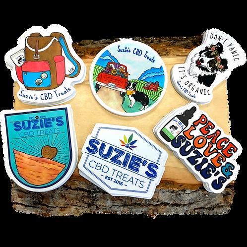 Suzie's Sticker Pack