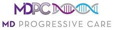MDProgressive Care Logo _ Marc Tribble.J