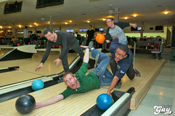 Bowling Varsity League 1
