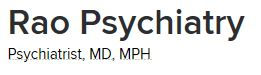Rao Psychiatry.JPG