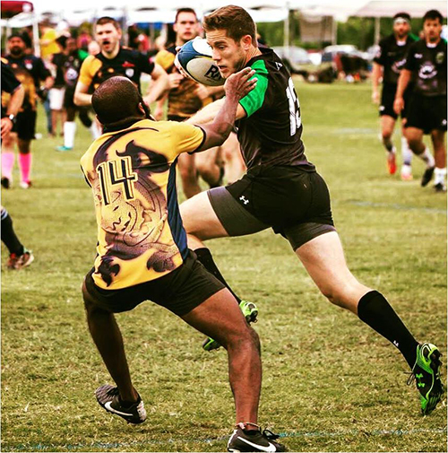 Lost Souls Rugby a