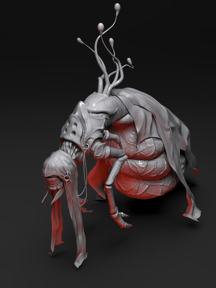 Character and Creature Design