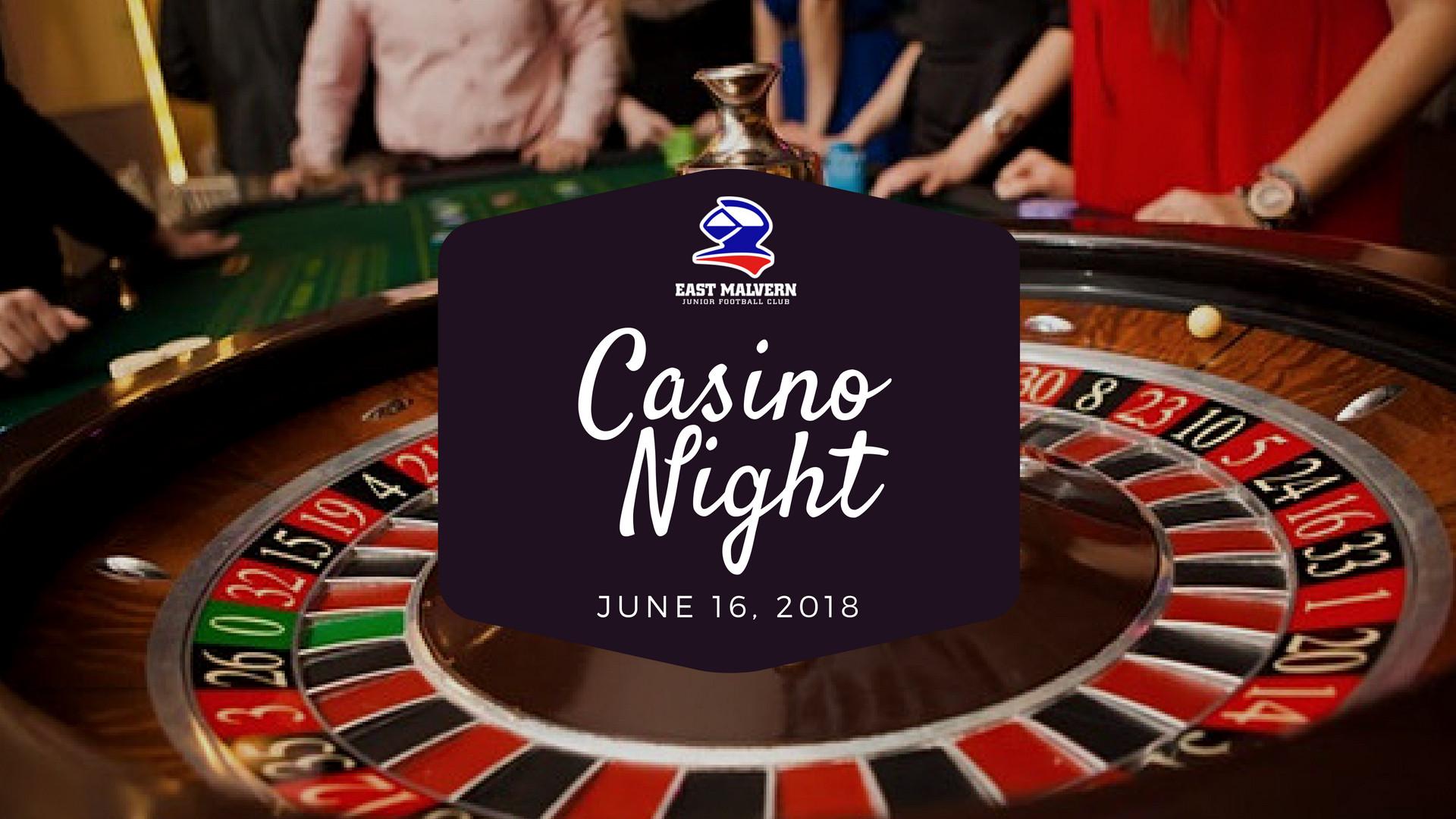 Knights Casino Night