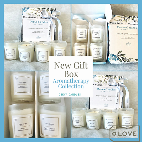 Aromatherapy Collection Gift Box
