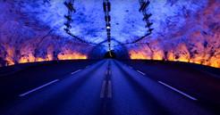 Lærdal Tunnel, Noruega