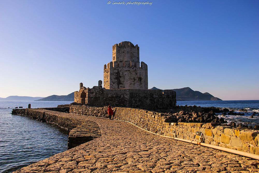 Methoni castle-Pylos