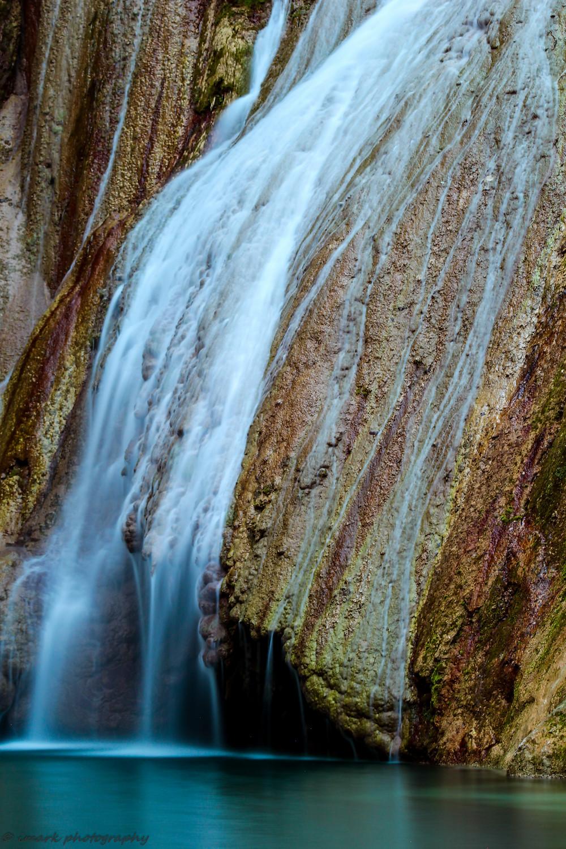 Polymnio waterfalls