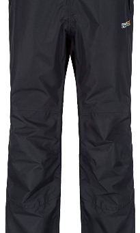 Regatta Men's Chandler Iii Waterproof and Breathable Lined  Long Leg Trousers
