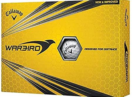 Callaway Warbird Golf Balls (Pack of 12)