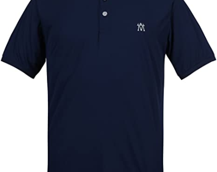 Lesmart Men's Golf Polo Shirt