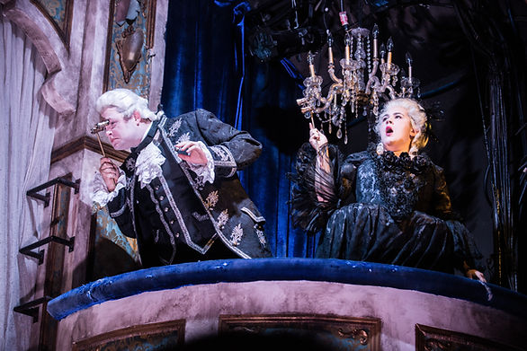 """""""Ghosts of Versailles"""" """"Wolf Trap Opera"""""""
