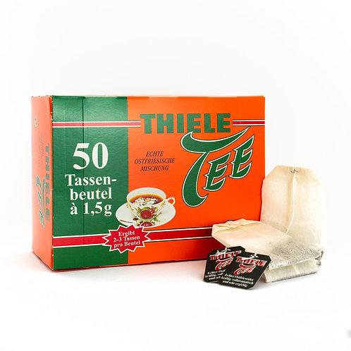 Thiele Teebeutel - 50 Stück
