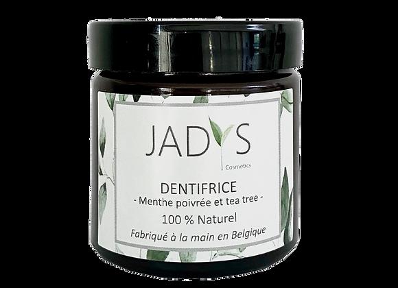 Dentifrice en pâte + cuillère - Jadys
