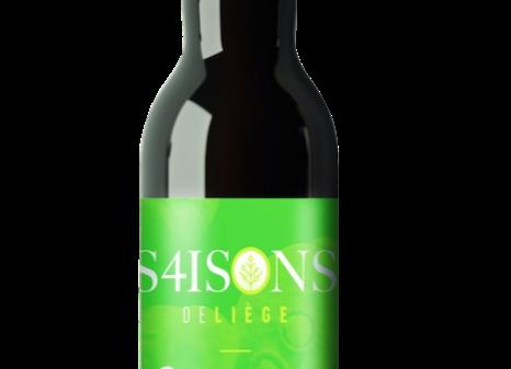 Bière de saison Capucine (printemps) - Brasse&Vous