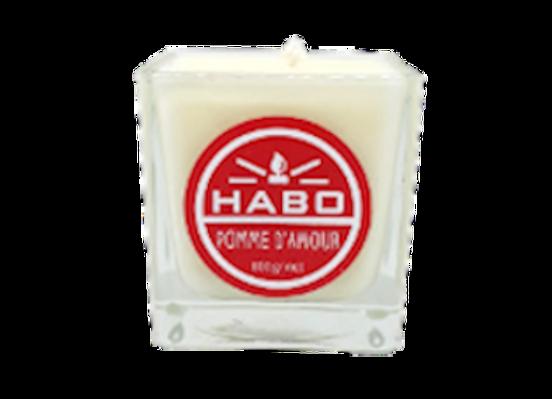 Bougie végétale - HABO