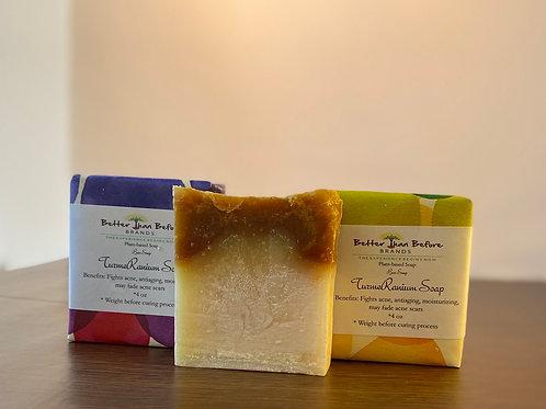 TurmeRanium Bar Soap