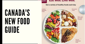 Why this Nutritionist and Mom likes Canada's New Food Guide