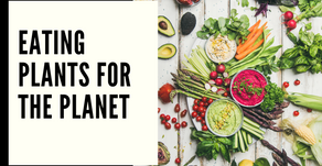 Eating plants for the planet