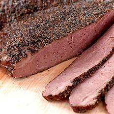 Montreal Brisket Sandwich