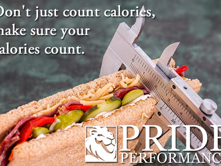 Counting Calories?