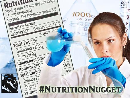 Nutrition Nugget - Vitamin B2