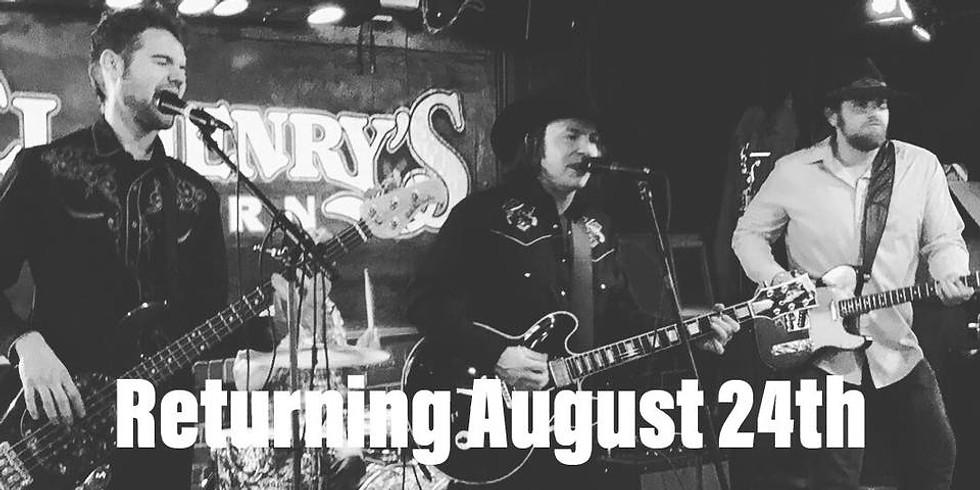 Smokey Jones & Three Dollar Pistols