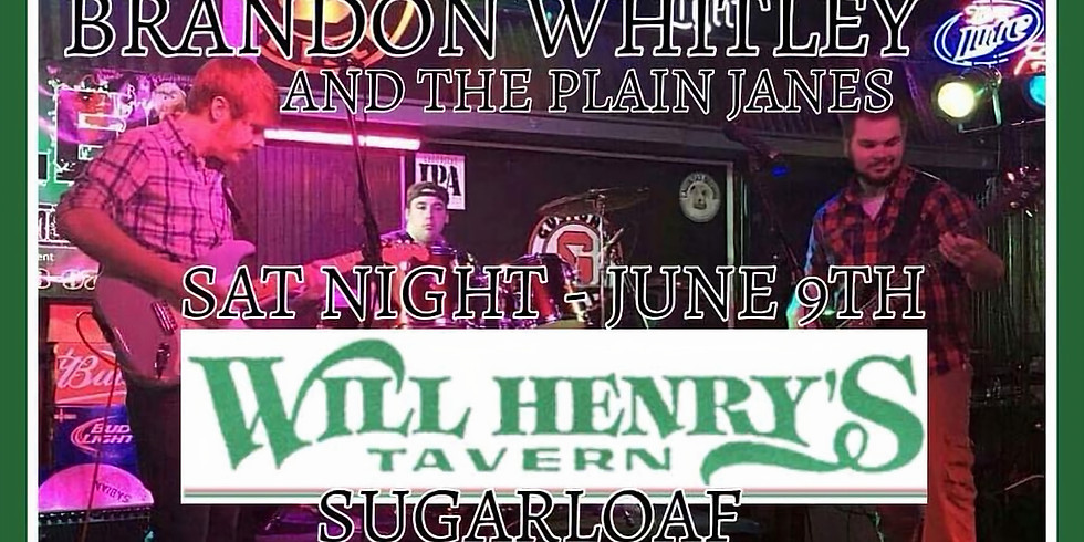 Brandon Whitley & The Plain Janes