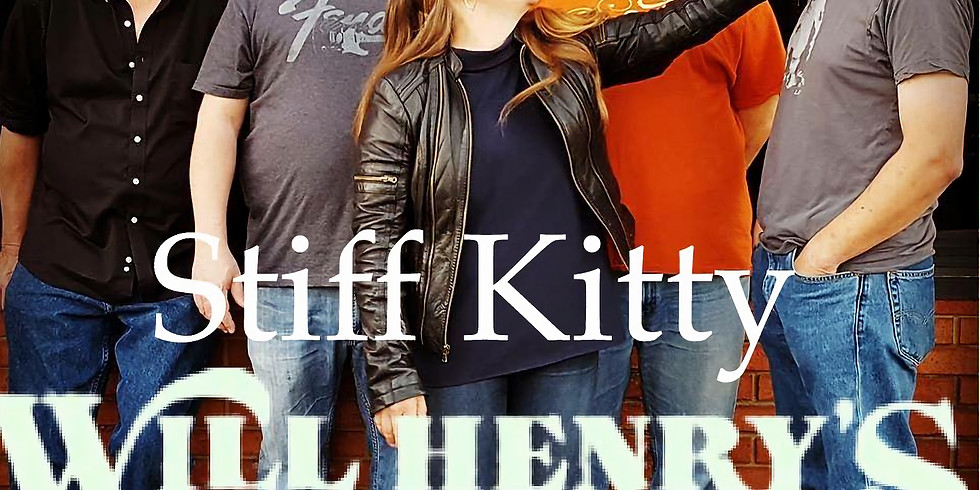Stiff Kitty