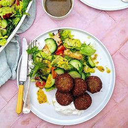 Falafel - Middle Eastern Street food!