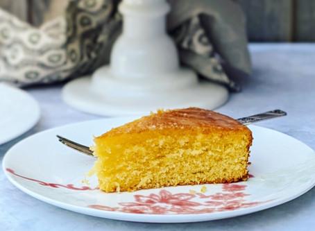 Lemon Drizzle cake - A classic