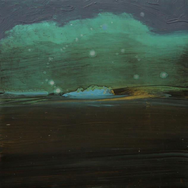 Different Views. 2012 Oil on gesso board
