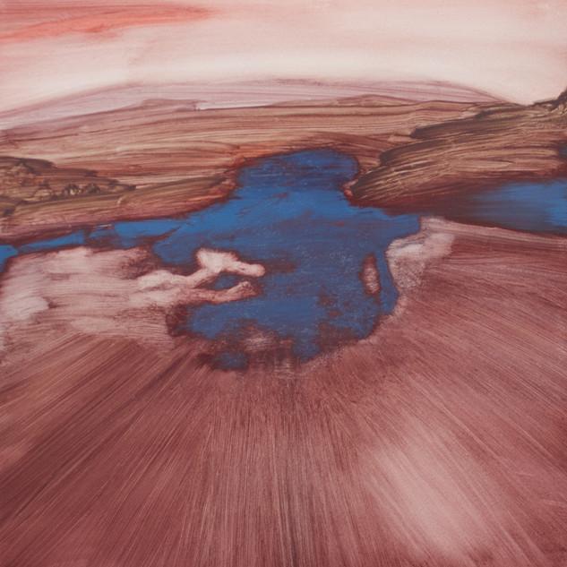 Earth & water II. 2020