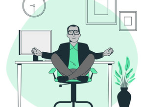 Mindful Moments For Going Back To The Office