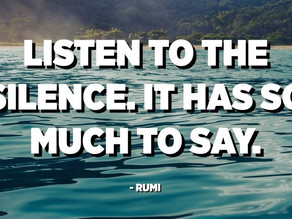 Silence - The Power Of Unspoken Words